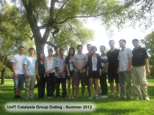 2012 Summer Outing