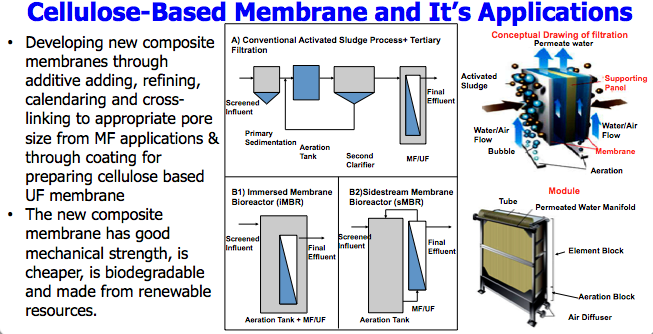 Cellulose-Based Membrane and It's Applications