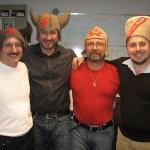 Alexander Yakunin (University of Toronto), Peter Golyshin (Bangor University), Michail Yakimov (IAM-CNR Messina) and Alexei Savchenko (University of Toronto)