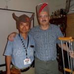 Hirotada Mori (Nara Institute of Science and Technology) and Alexander Yakunin (University of Toronto)